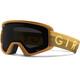 """Giro Semi Goggles Bronze Horizon w Ultra Black/Yellow"""